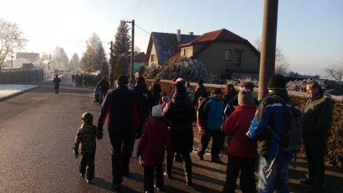 Novoroční pochod 2017