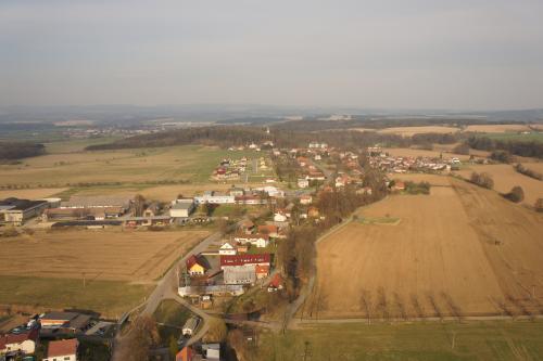 Letecké fotografie Černíkovice